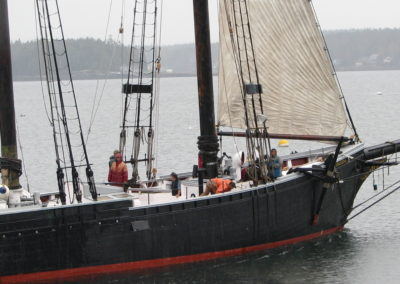 Schooner Ernestina Restoration